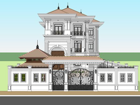 Architecture, Home, Ava, Property, House, Building
