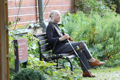 Woman, Old, Grandma, Seniors, Person