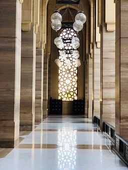 Bahrain, Manama, Mosque, Pray, Religion