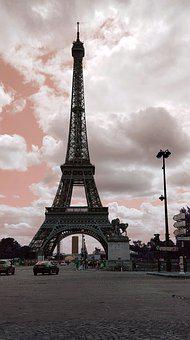 Freeimage, Eiffel, Tower, Paris, France, City, French