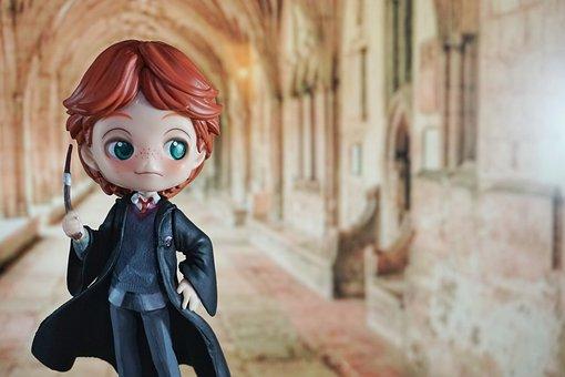 Toy, Harrypotter, Boy, Mood, School, Wizard, Magic