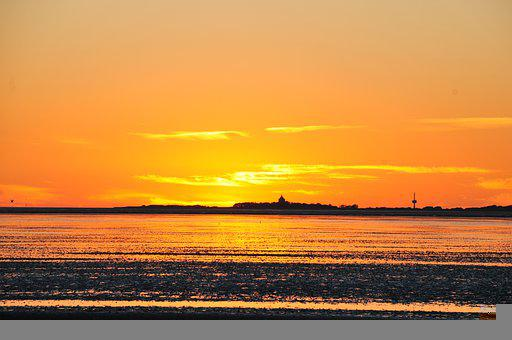 Vinoweinloft, North Sea, Sea, Cuxhaven