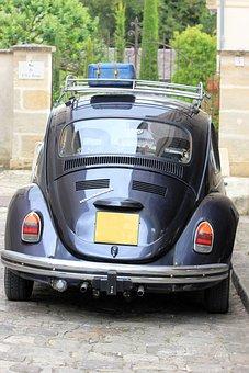 Car, Former, Automobile, Vintage, Retro, Classical
