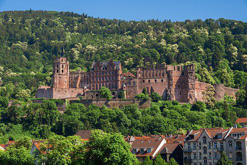 Heidelberg, Heidelberger Schloss