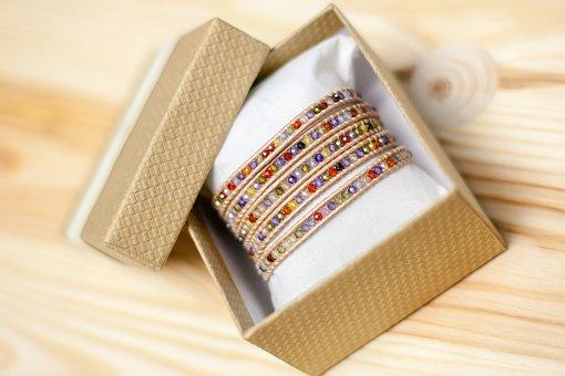 Jewelry, Box, Bracelet, Gift, Luxury