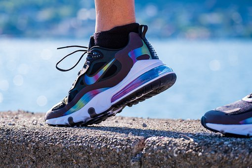 Shoes, Sport Shoe, Colorful, For You, Sport, Leisure