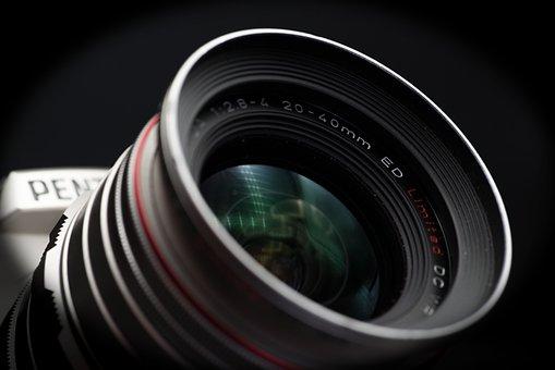 Lens, Close Up, Photography, Camera, Photograph