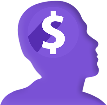 Icon, Head, Profile, Dollar, Money, Currency, Internet