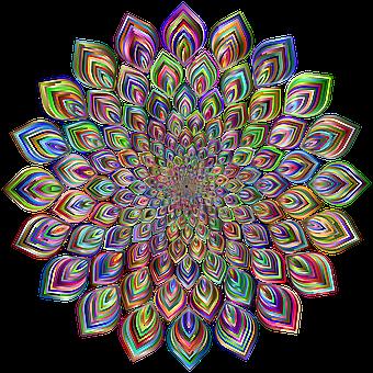 Mandala, Decorative, Line Art, Vortex, Maelstrom