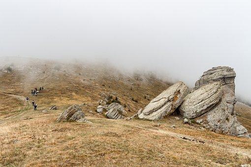 Rock, Crimea, Mountains, Landscape, Rocks, Nature