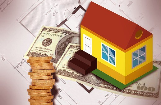 House, Housebuilding, Drawing, Real Estate Market, Cost