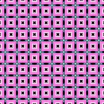 Pattern, Pink Squares, Square, Texture