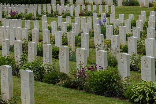 War Cemetery, Royal Air Force, Cemetery