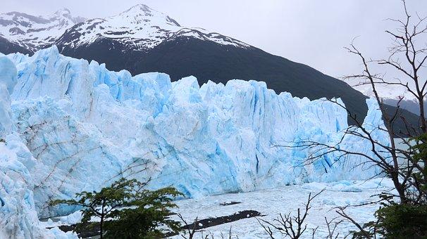 Perito Moreno Glacier, Patagonia, El Calafate, Glacier