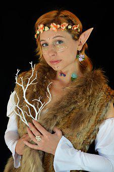 Elf, Ears, Story, Magic, Fairy, Fantasy, Elves, Tolkien