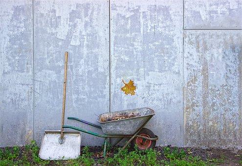 Equipment, Gardening, Tools, Garden