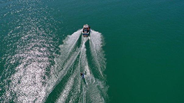 Waterski, Jet, Boat, Motorsport, Racing, Runabout