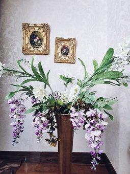 Interiors, Room, Home, Flower, Gaziantep