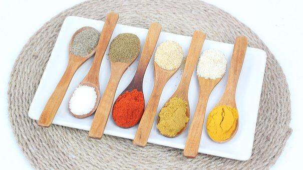 Spices, Vegan, Vegan Food, Kitchen Vegan