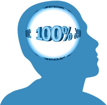 Head, Circle, One Hundred, 100, Percent, Networks