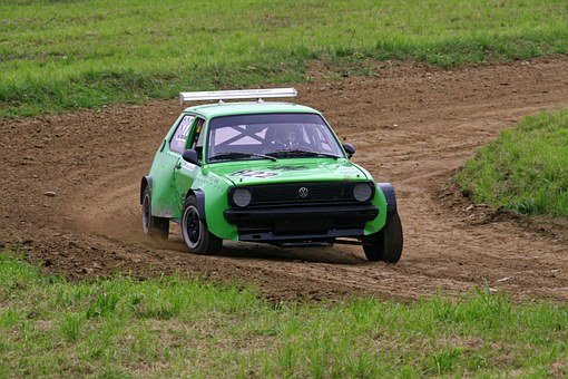 Rally, Autocross, Cross, Race, Racing, Auto, Vehicle