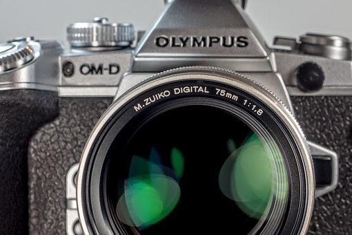 Camera, Lens, Dslr, Dslm, Photography, Recording