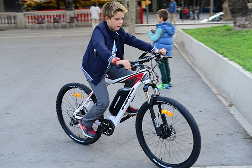 Motor Bike, E-bike, Mountain Bike, Mtb, Bike, Electric