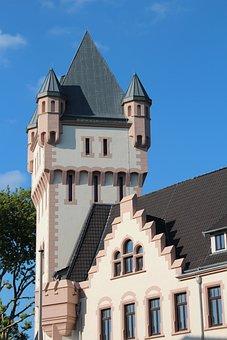 Hörder Castle, Dortmund, Phoenix Lake, Castle, Hörde