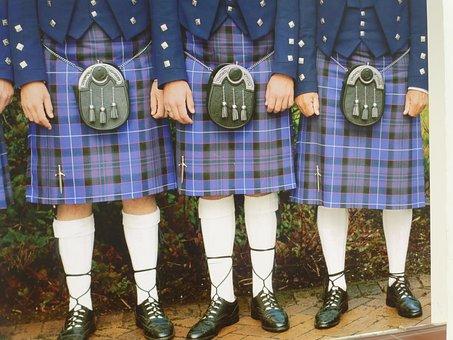 Kilts, Scotland, Scottish, Menswear, Raditional
