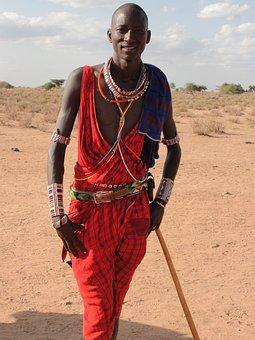 Massai, East Africa, Kenya
