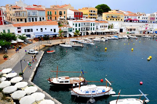 Spain, Balearic Islands, Mediterranean, Menorca