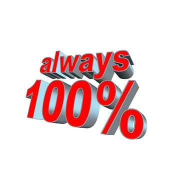 Always, Use, Power Handling, Performance, Percent