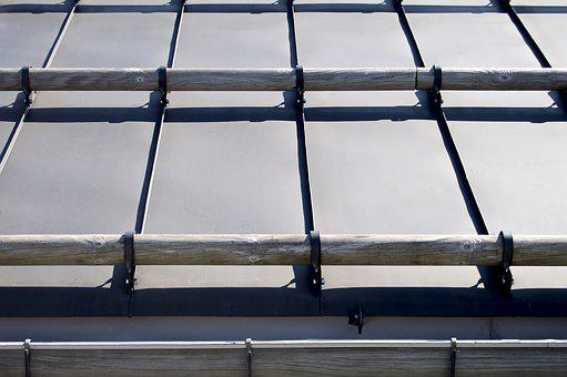 Roof, Sheet, Snow Stopper, Lawienensicher, Powder Skirt