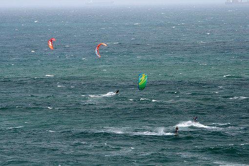 Windsurfing Canopies, Canopies, Colourful, Sails, Wind