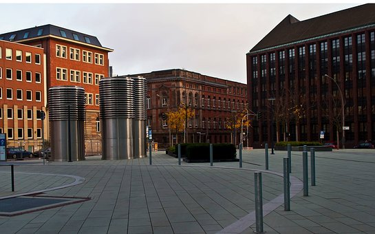 Hamburg, Space, Before The, Emporio Tower