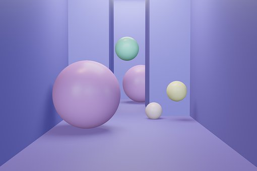 Abstract, Rendering, 3d, Spheres, Sphere, Render