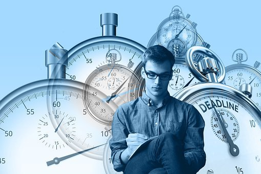 Stopwatch, Time Management, Time, Personal, Staff