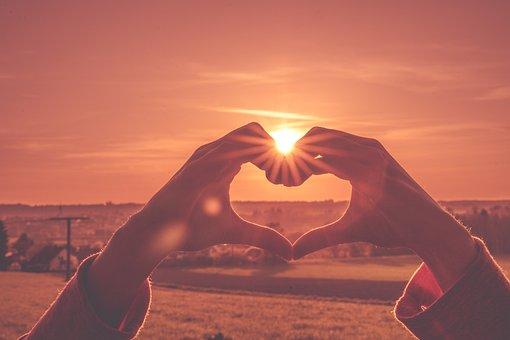 Heart, Love, Valentine's Day, Romantic, Wedding, Pair