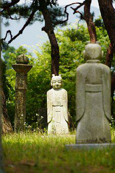 Graveyard, Cemetery, Hope Some Of The Analysis, Korea
