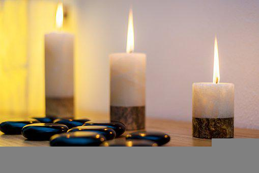 Spa, Vela, Massage, Relax, Relaxation, Therapy