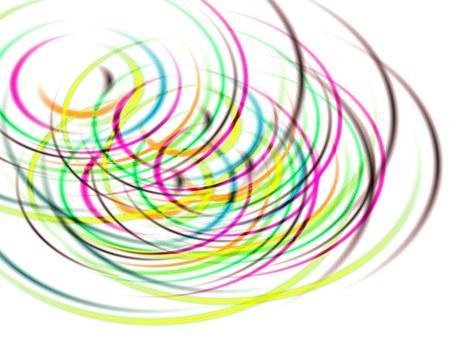 Background, Circles, Concentric Circles