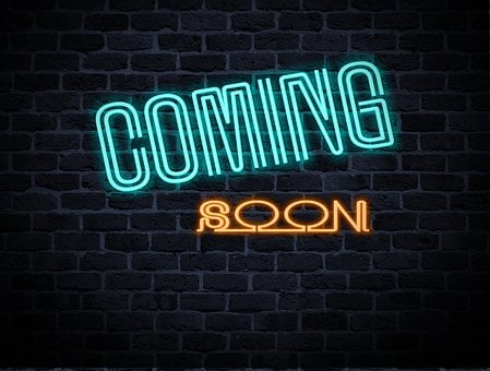 Coming Soon, Coming, Soon, Message, Sign, Note
