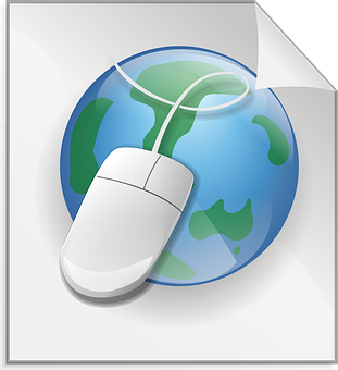 Www, Document, Docs, Internet, Glope, Mouse, Icon