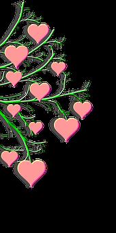Valentine's Day, Heart, Pink, Symbols, Clip Art