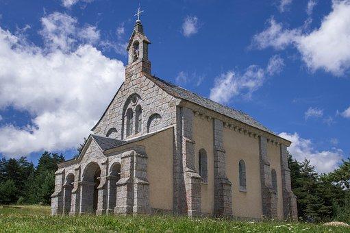 Lozère, Chapelle Saint Roch, Church, Pilgrimage