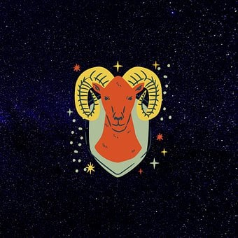 Aries, Horoscope, Symbol, Astrology