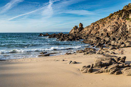 Sea, Beach, Sand, Coast, Summer, Ocean, Travel, Nature