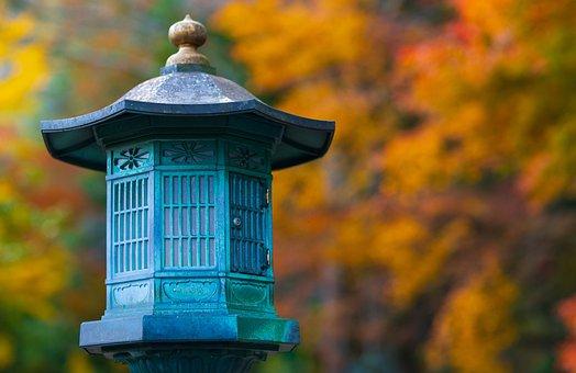 Leaf, Japan, Culture, Kyoto, Garden, Zen, Old, Fall