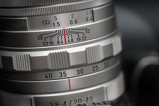 Lens, Close Up