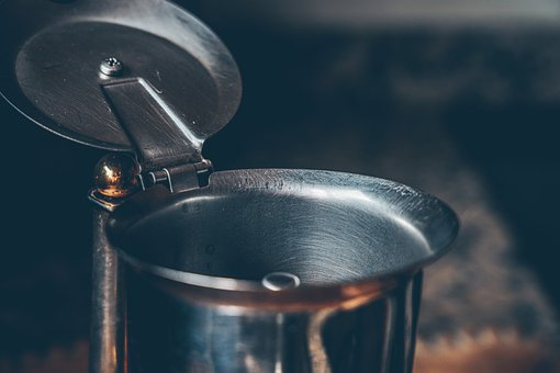 Kettle, Detail, Coffee, Wellness, Cappuccino, Drinks